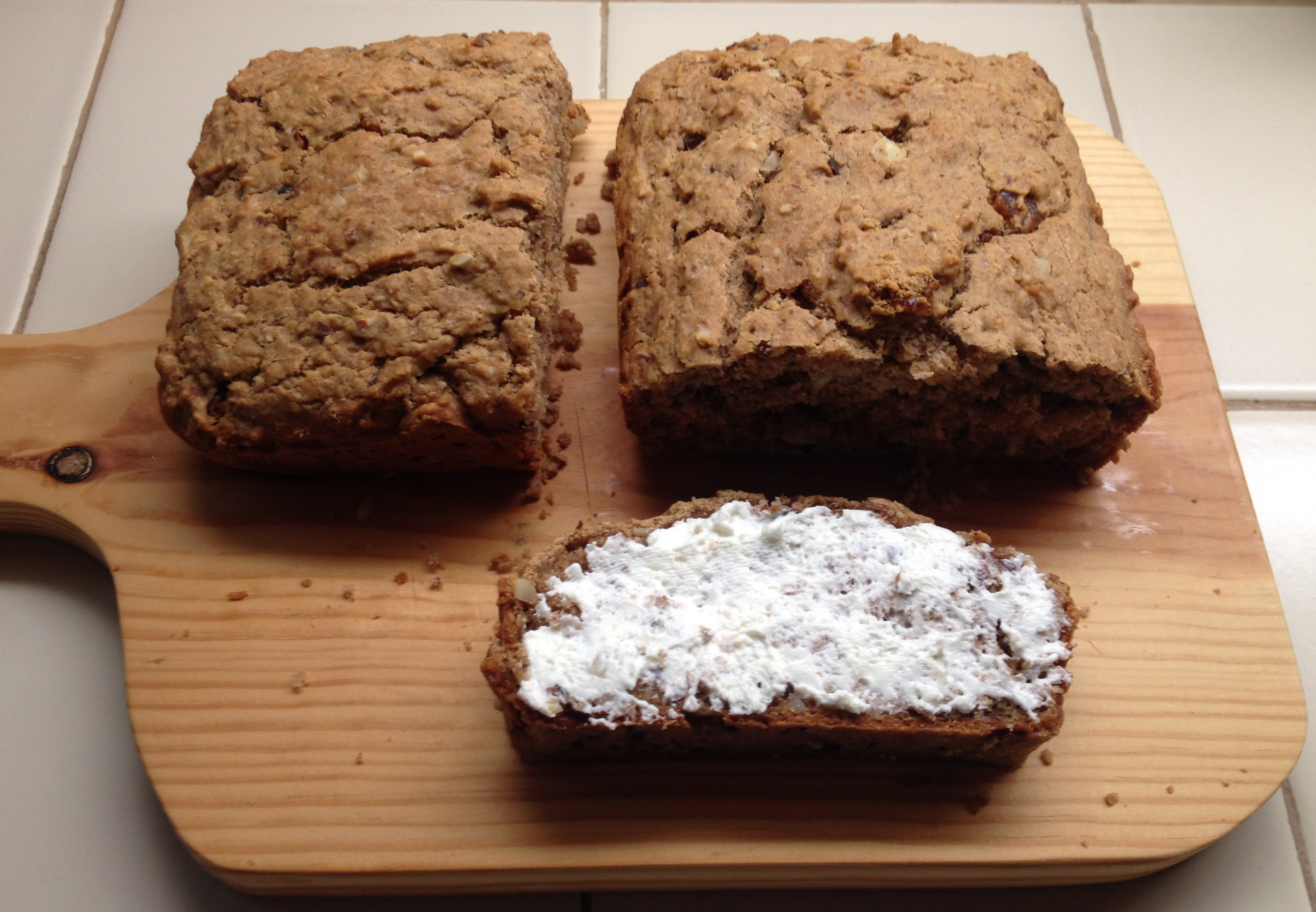 Date site gluten free nut bread recipe